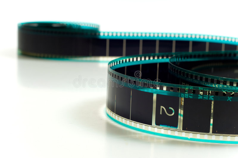 Película de Hollywood imagem de stock royalty free