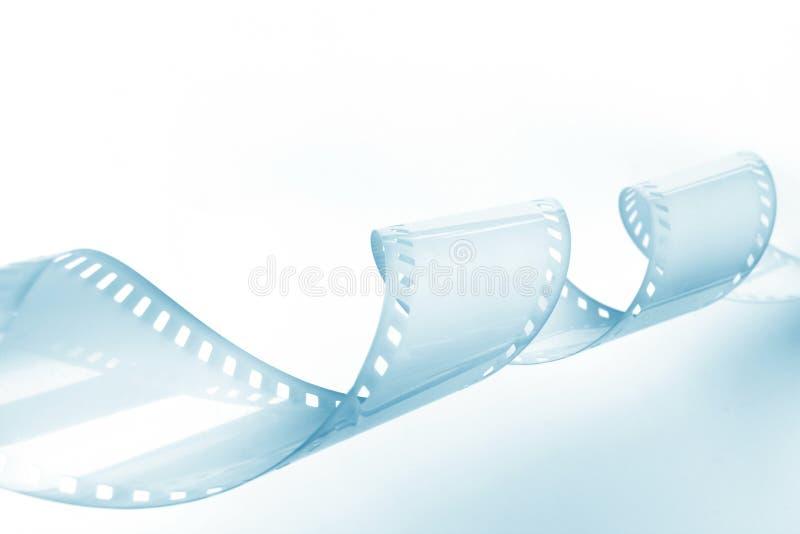 Película de ondulação de 35mm imagem de stock