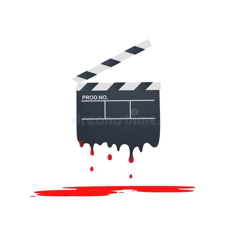 Película de terror libre illustration