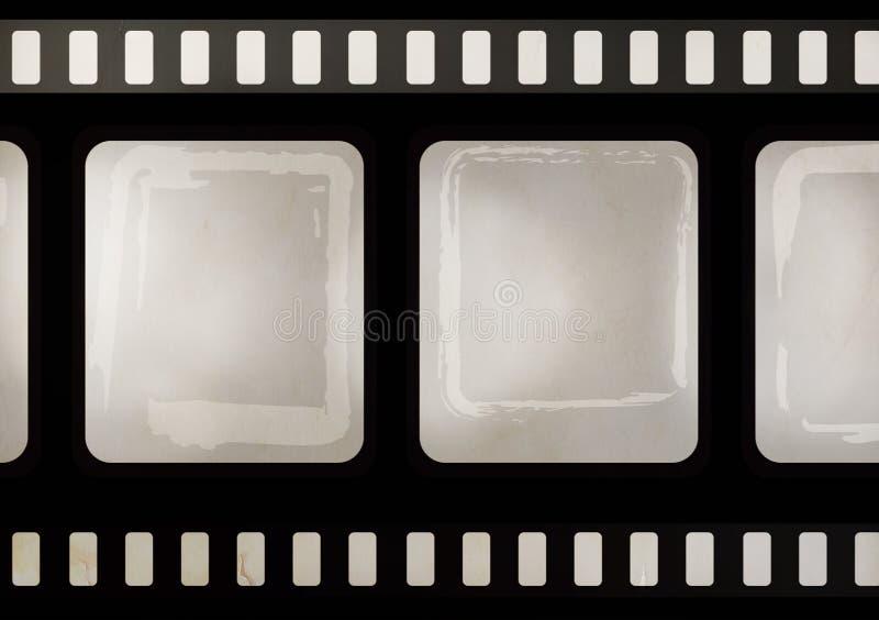 Película del arte ilustración del vector