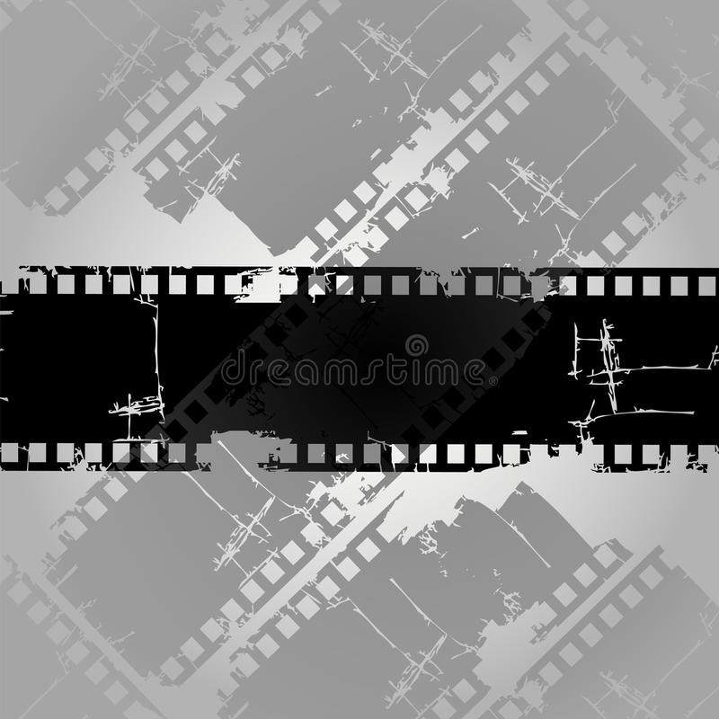 Película do cinema fotografia de stock royalty free