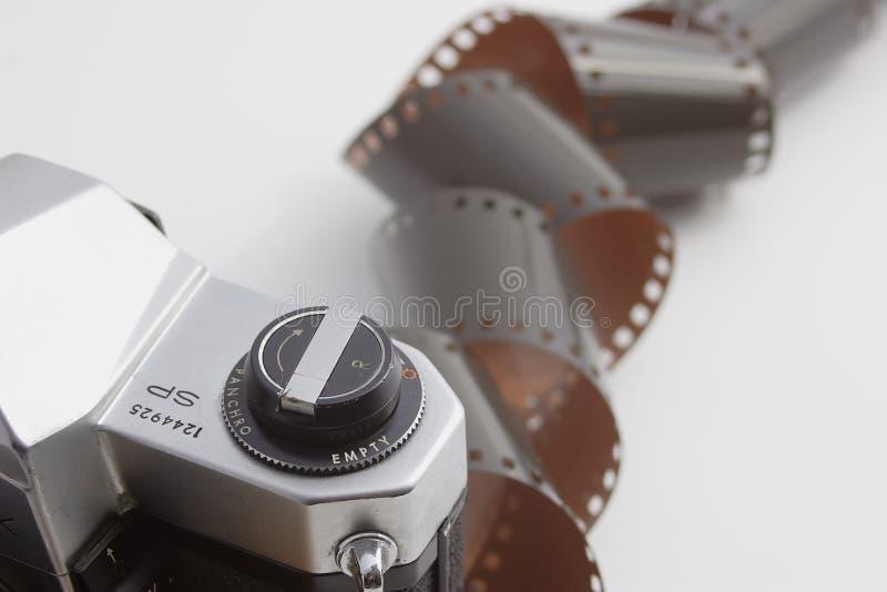 Película Expuesta Fotografía de archivo