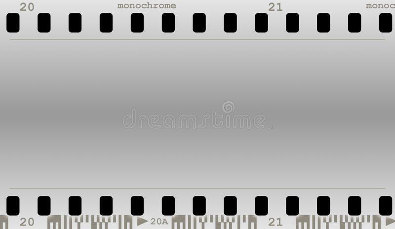 Película (monocrome) ilustração royalty free