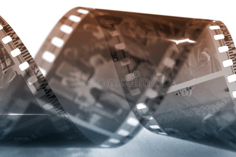 Película Vieja Imagen de archivo