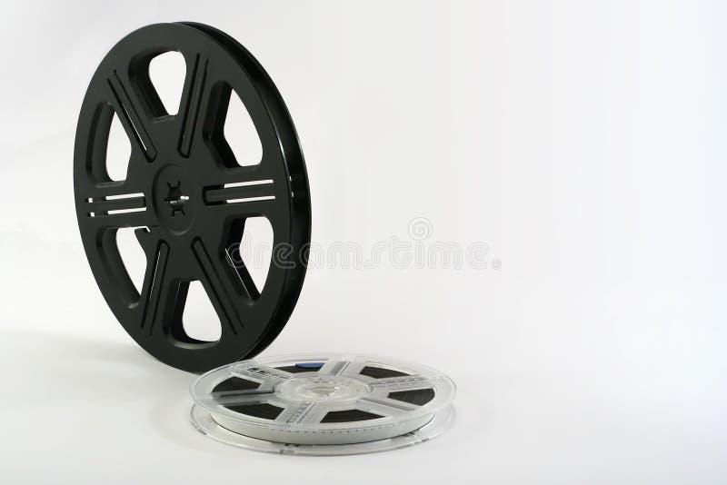 Películas de filme imagem de stock royalty free