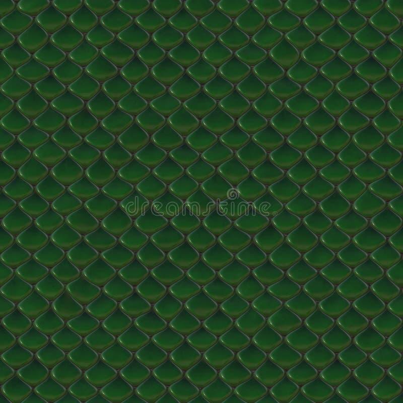 Pele do réptil [07] ilustração do vetor