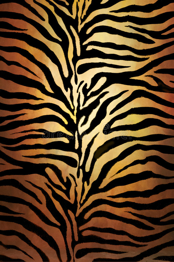 Pele do tigre