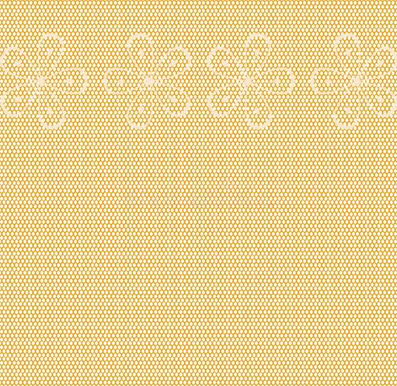 Pele Tone Lace ilustração do vetor