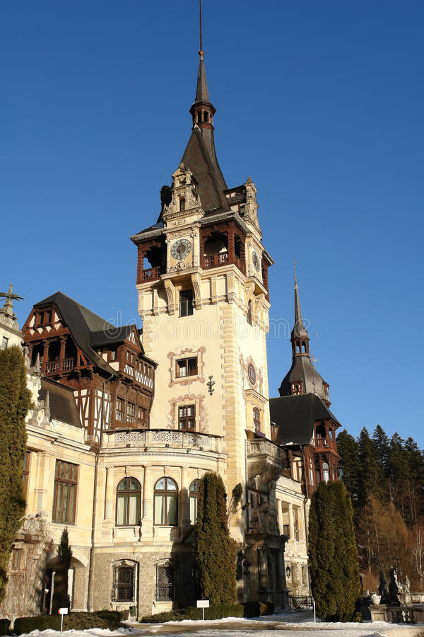 Download The Peles Palace In Sinaia, Romania. Editorial Image - Image: 23286510