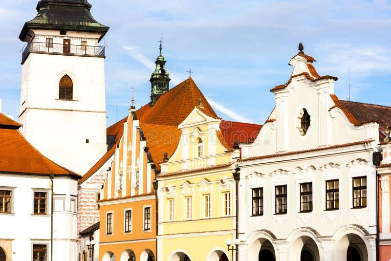 Pelhrimov, República Checa fotografia de stock