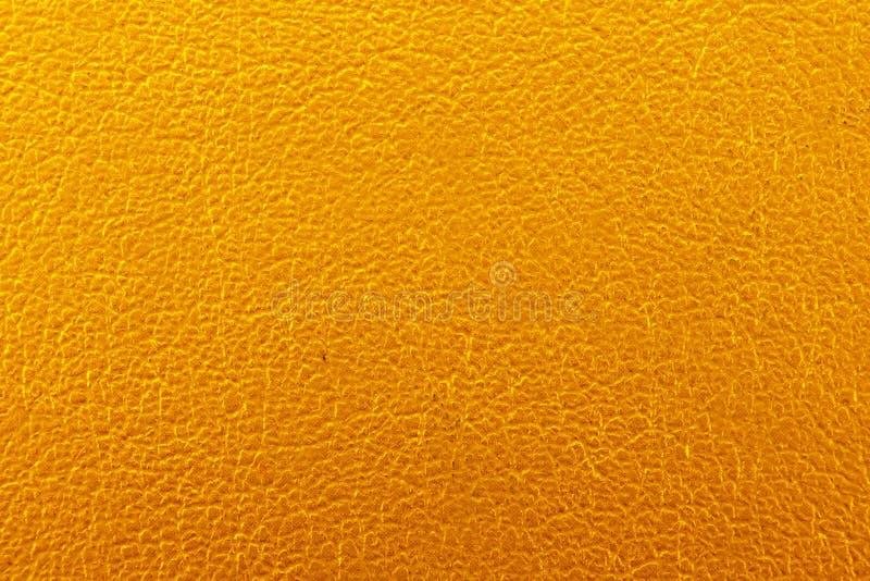 Colore arancio artificiale della pelle illustrazione di stock