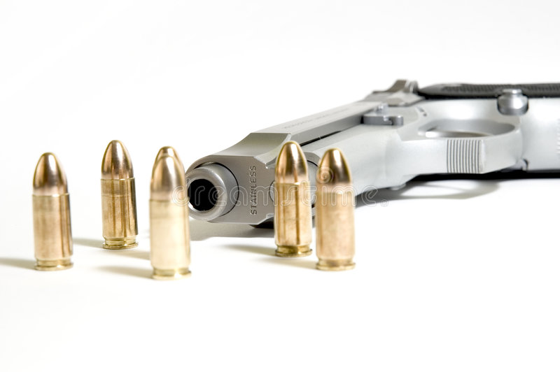 Download Peligroso foto de archivo. Imagen de brazo, armas, bullet - 179474