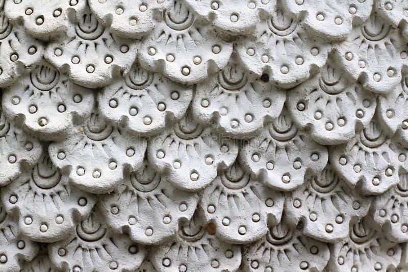 Pelle di serpente del Naga fotografie stock libere da diritti