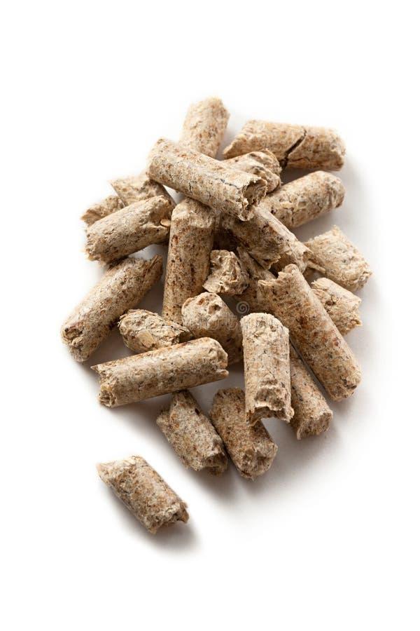 pellets деревянное стоковые фото