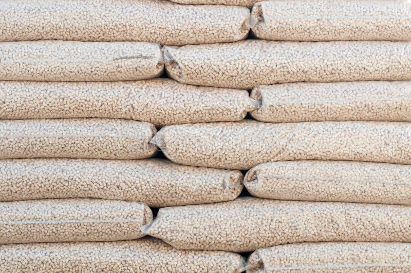 Pellets- Biomass Stock Photography
