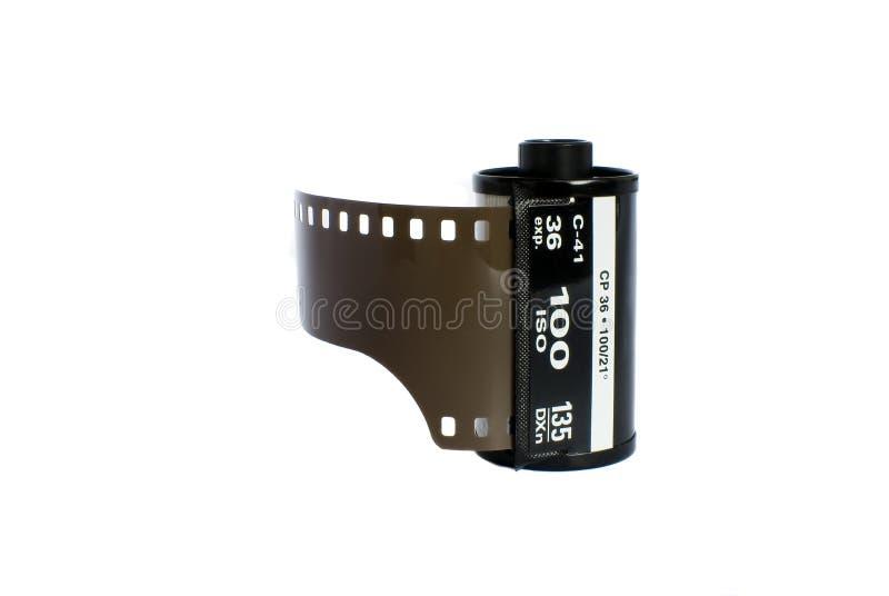 Pellicola della macchina fotografica immagine stock