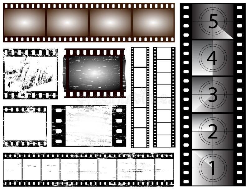 pellicola di 35mm royalty illustrazione gratis