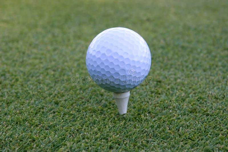 Pelota De Golf 02 Fotografía de archivo