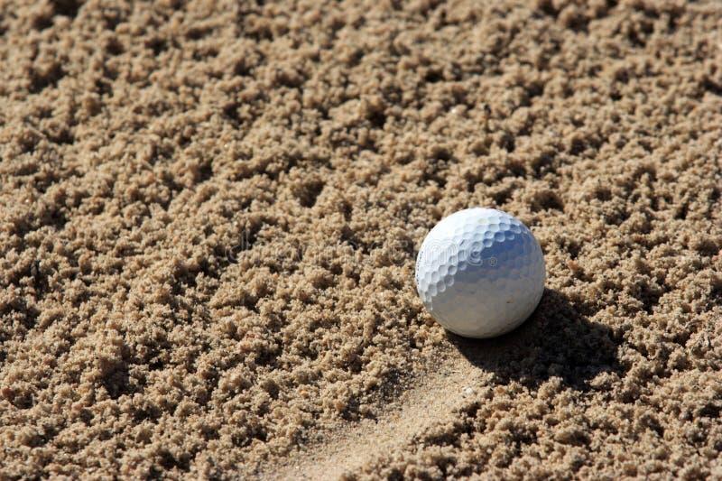 Pelota de golf imágenes de archivo libres de regalías