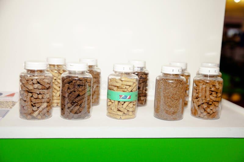 Pelotilla de madera natural fotos de archivo libres de regalías