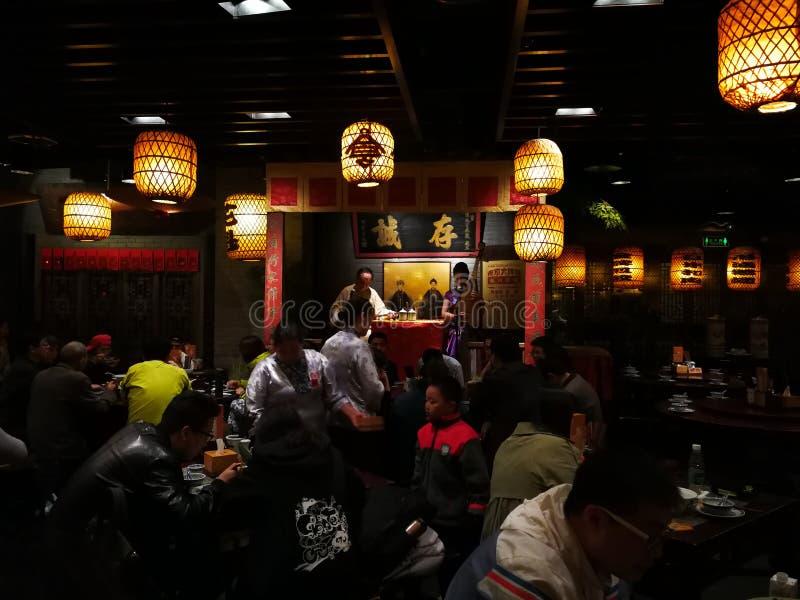 Peloton de Nanjing photos libres de droits