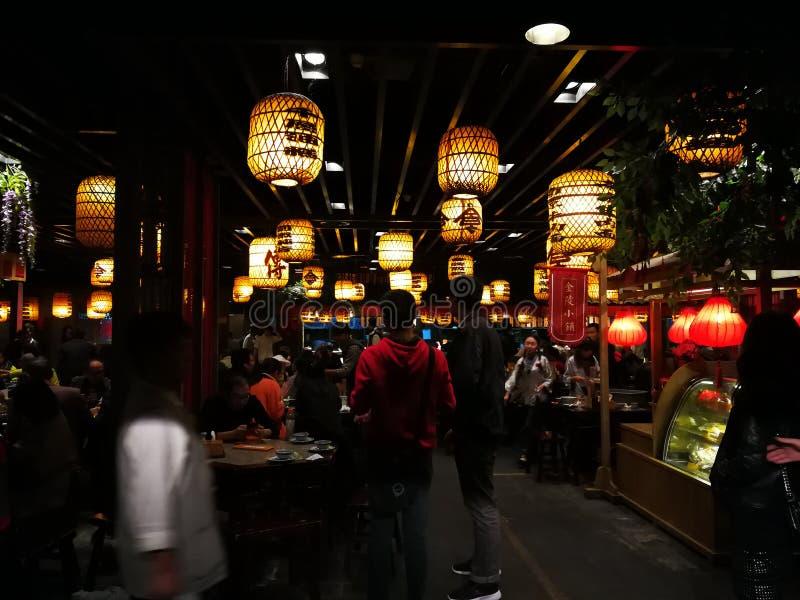 Peloton de Nanjing images libres de droits