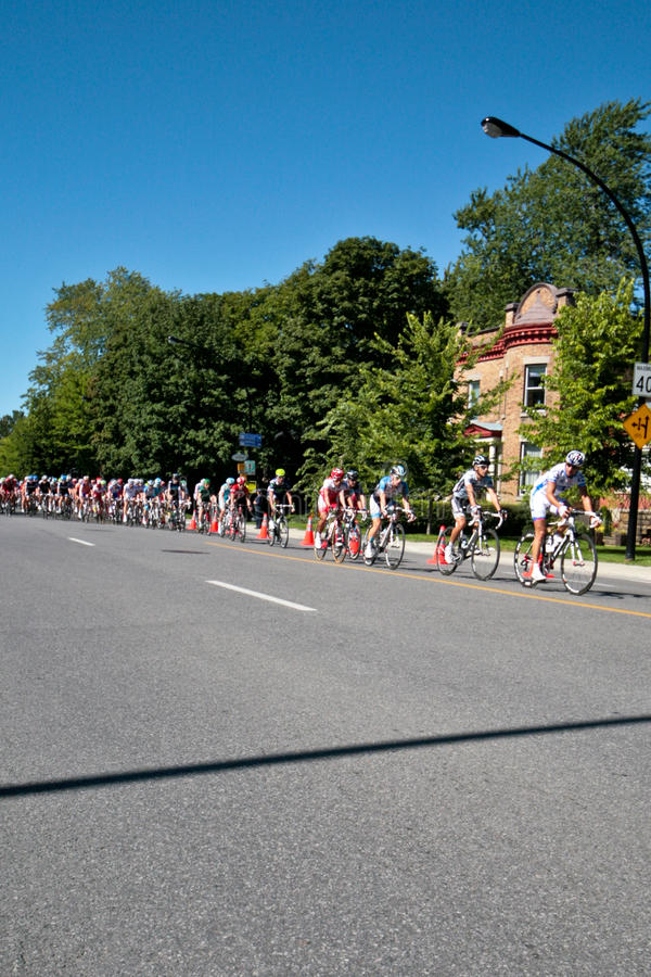 Download The Peloton racing editorial photography. Image of bicycle - 22981502