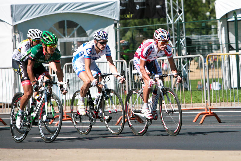 Download The Peloton racing editorial stock image. Image of galibier - 23094489
