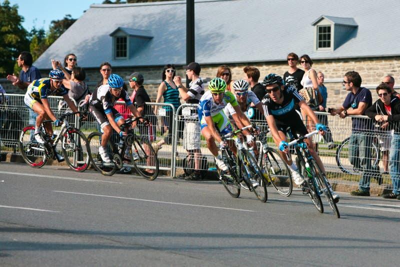 Download The Peloton racing editorial image. Image of etape, alps - 23220775