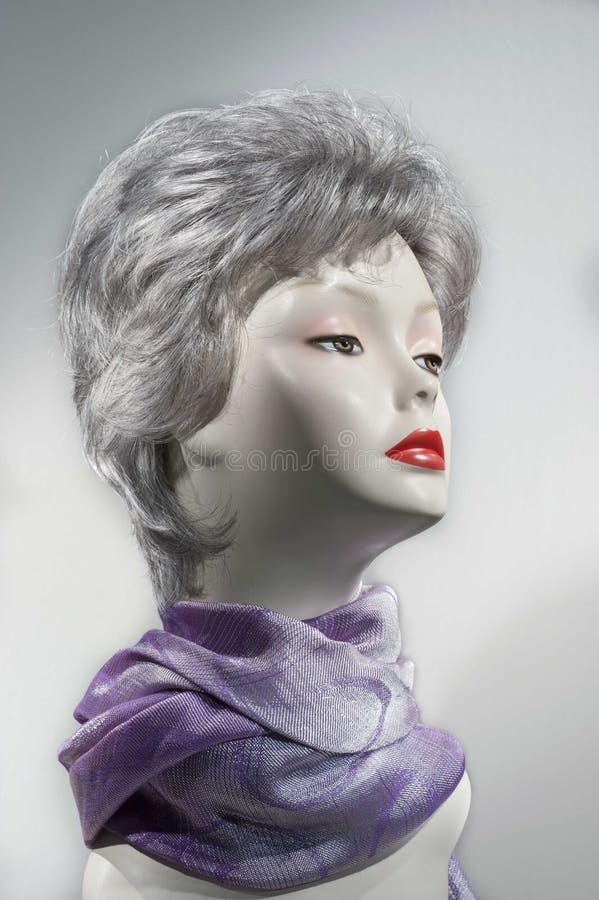 peluca foto de archivo libre de regalías