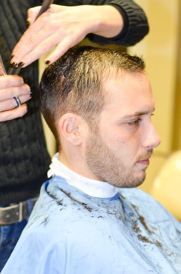 peluquero fotos de archivo