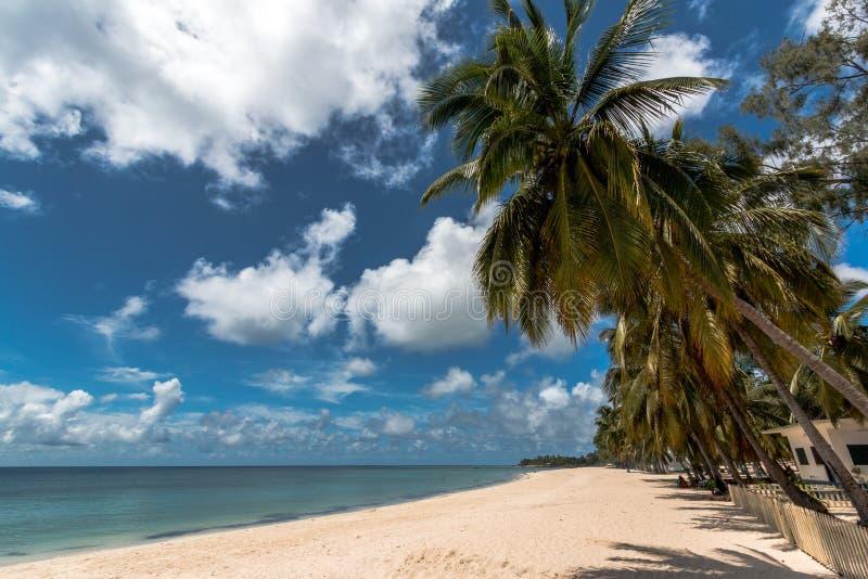Pemba raju plaża, północny Mozambik zdjęcia stock