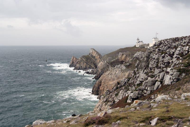 Península de Crozon fotos de stock