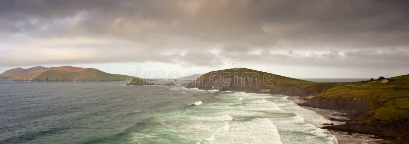 Península de la cañada fotografía de archivo
