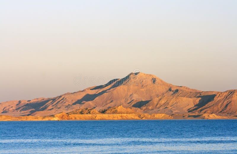 Península del Sinaí imágenes de archivo libres de regalías