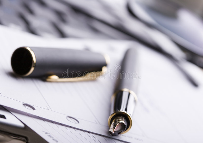 Download Pen Stock Photography - Image: 2310032