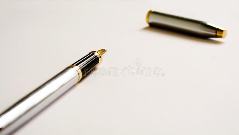 Pen Royalty-vrije Stock Foto's