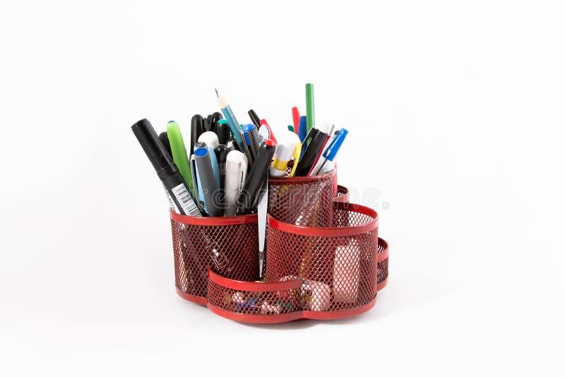 Pen Holder photos stock