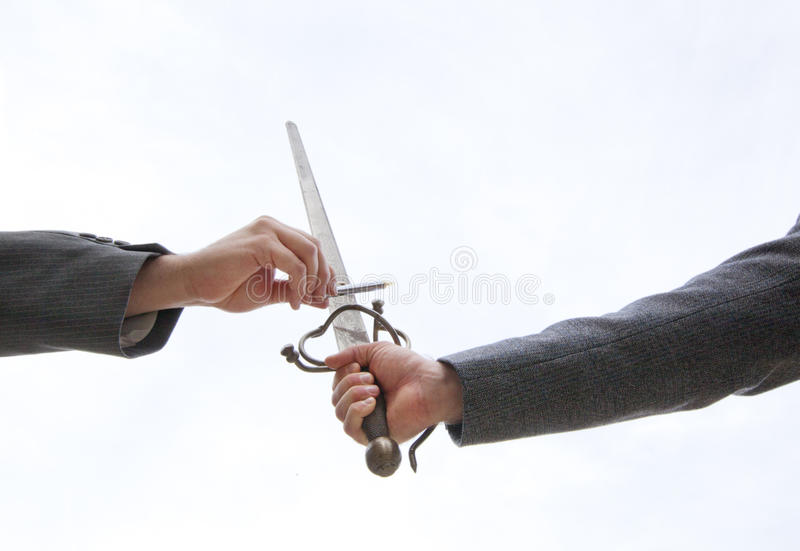 Download The Pen Is Mightier Than The Sword Stock Photo - Image: 36392934