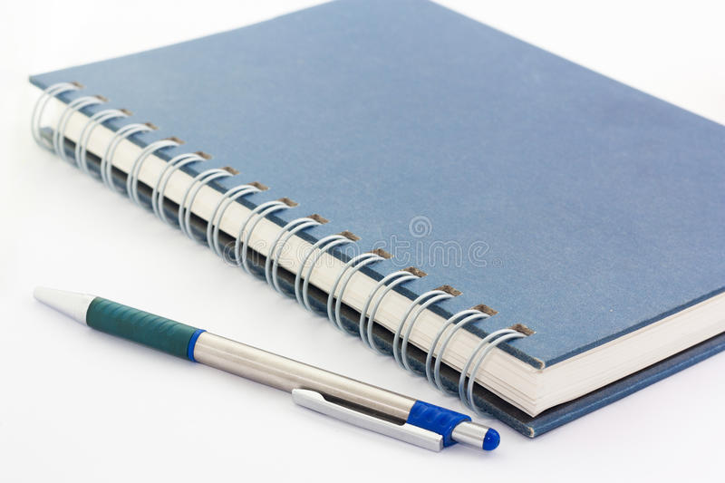 Download Pen and paper stock image. Image of page, book, open - 26543059