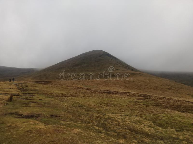 Pen y fan stock photography