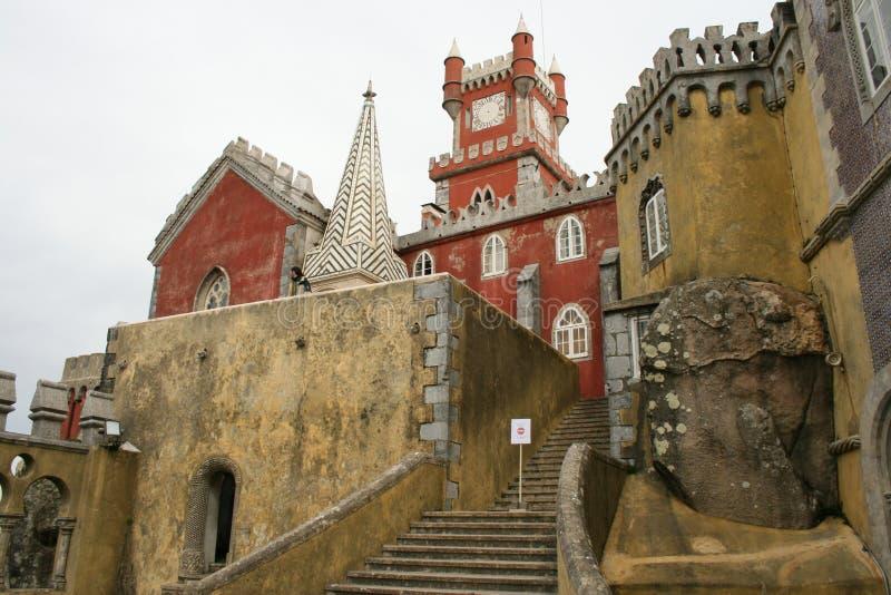 Download Pena National Palace stock image. Image of palace, pena - 17703197