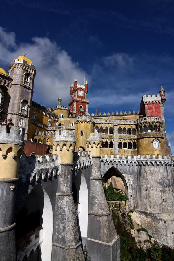 Download Pena palace stock image. Image of attraction, historic - 12153829