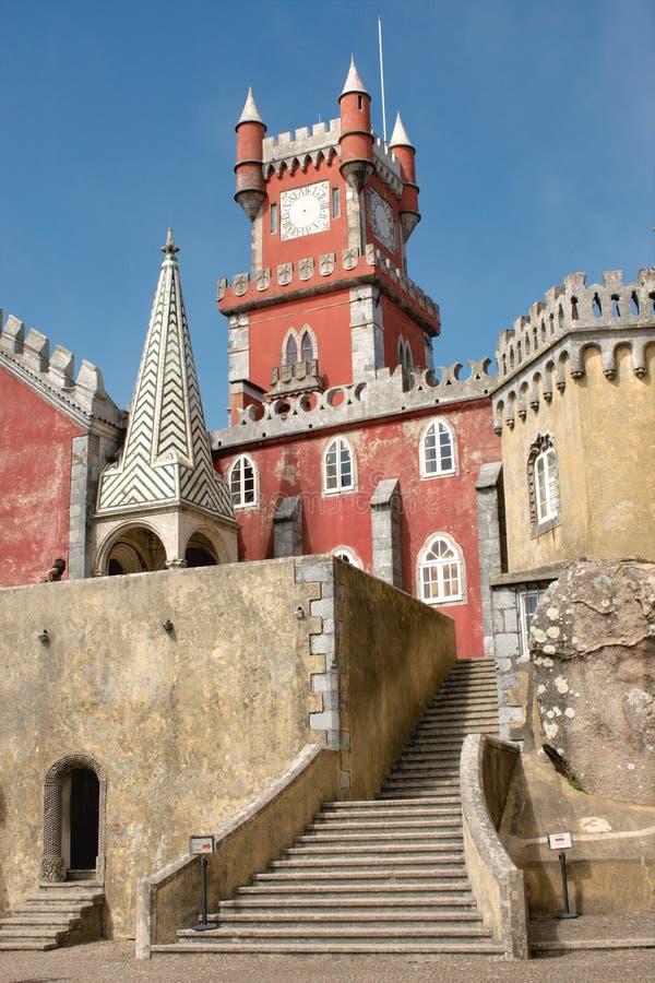 Download Pena Palace (Palacio Da Pena), Portugal Stock Image - Image: 20194673