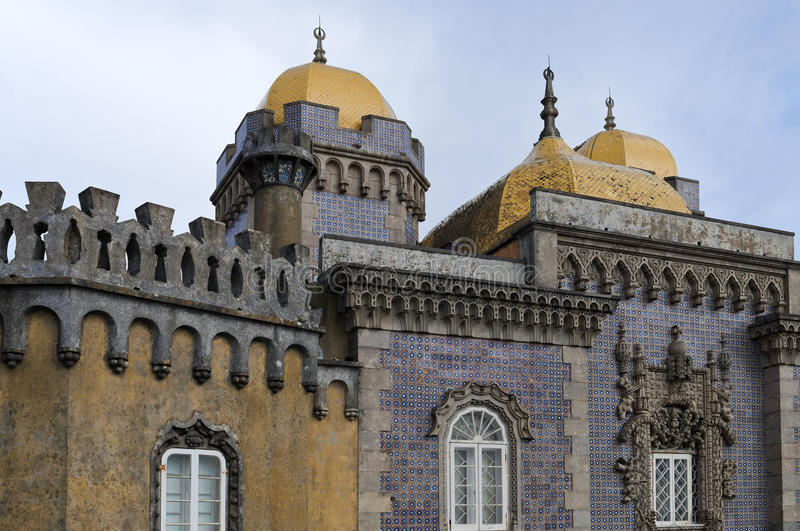 Download Pena Palace In Sintra Royalty Free Stock Photo - Image: 20923505