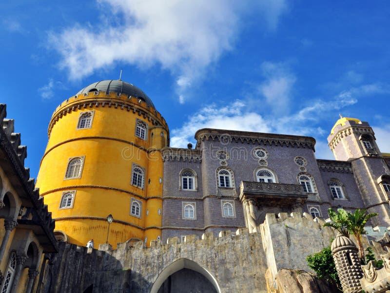 Download Pena Palace Stock Image - Image: 35206571