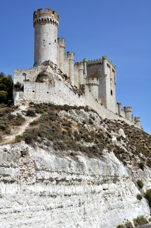 Download Penafiel Castle (Vertical) stock photo. Image of outdoors - 26090834
