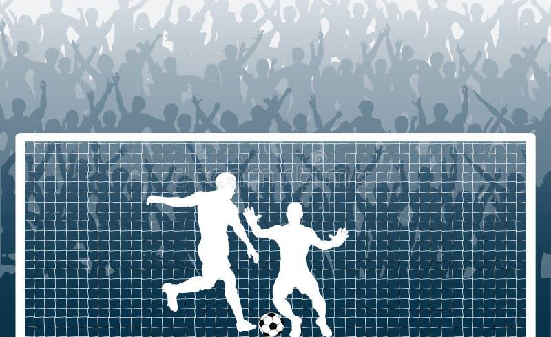 Penalty illustration de vecteur