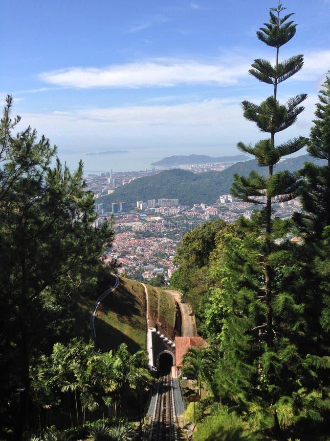 Penang Hill stock photos
