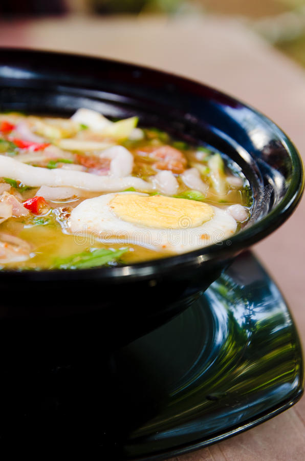 Free Penang Laksa Stock Photography - 23036342